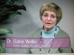 Elaine Wellin on Women's Spaces Show 11/12/2010