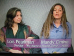 Lois Perlman and Mandy Cimino on Women's Spaces show 2/1/2011