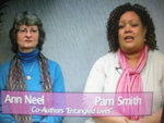 Ann Neel and Pam Smith on Women's Spaces show 3/25/2011