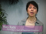 Mary Radu of Pathmaker Coaching  on Women's Spaces show WS Show 6/12/2011