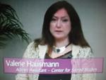 Valerie Hausmann   on Women's Spaces 8/5/2011