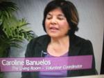 Caroline Banuelos  on Women's Spaces show 8/19/2011