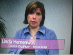 Linda Hemenway on Women's Spaces show 9/23/2011