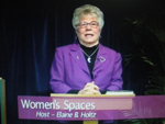 Elain B. Holtz on Women's Spaces show 9/30/2011