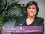Randi Sue Collins  on Women's Spaces show 10/7/2011