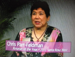 Chris Parr-Feldman on Women's Spaces Show filmed 1/27/2012