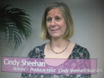 Cindy Sheehan on Women's Spaces Show filmed 2/10/2012