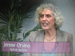 Jennie Orvino on Women's Spaces Show filmed 2/17/2012