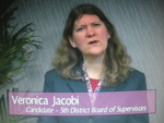 Veronica Jacobi on Women's Spaces Show filmed 3/16/2012