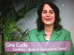 Gina Cuclis on Women's Spaces Show filmed 4/20/2012