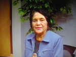 Dolores Huerta on Women's Spaces Show in 2006