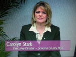 Carolyn Stark on Women's Spaces Show filmed 4/6/2012