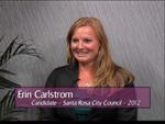 Erin Carlstrom on Women's Spaces Show filmed 7/20/2012