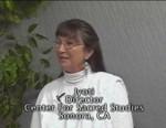 Jyoti (Jeneane Prevatt, PhD) on Women's Spaces filmed in May 2008