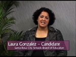 Laura Gonzalez on Women's Spaces Show filmed 9/28/2012