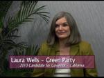 Laura Wells on Women's Spaces show filmed 7/13/2012