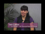 Terri Carrion on Women's Spaces Show filmed 10/12/2012