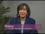 Winifred Potenza on Women's Spaces Show