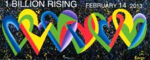 Hearts of the World by Potenza for One Billion Rising