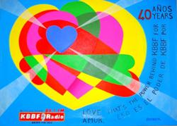KBBF40th Anniversary Hearts of World by Potenza
