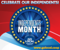 Independents Month of July
