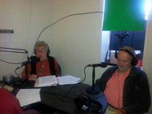 RobRoy MacLeod on Women's Spaces Radio
