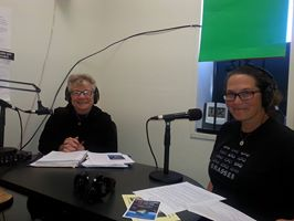 Maggie Hohle on Women's Spaces Radio