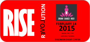 1 Billion Rising event 2/14/15